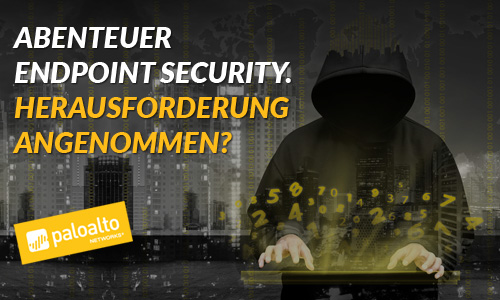 Exklusive Einladung - Endpoint Security Live Action Abenteuer